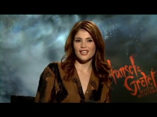 Hansel And Gretel Interview- Actors Jeremy Renner and Gemma Arterton